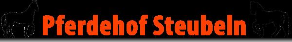 Logo des Pferdehofs Steubeln